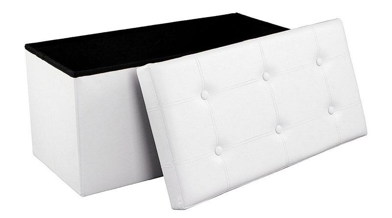 50er Pack Steckschnallen Steckschließer 25mm Weiss Acetal Steckschnallen
