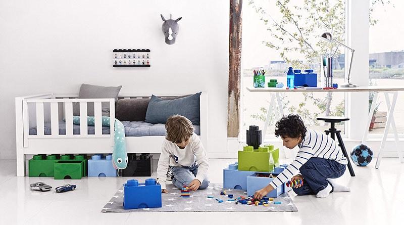 cajas de plastico apilables