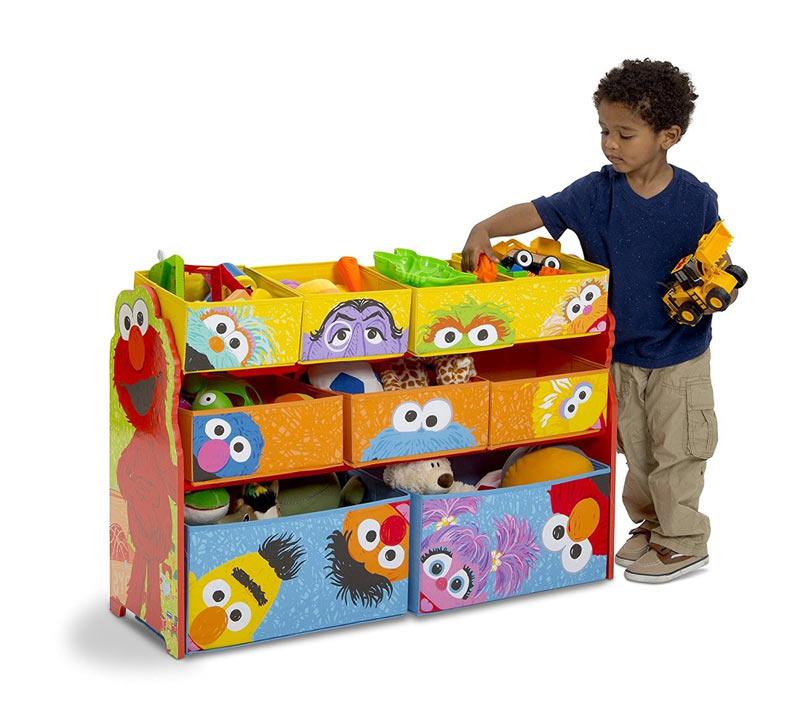 organizadores de juguetes baratos