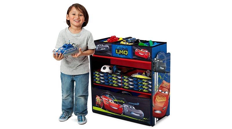estanteria almacenaje infantil