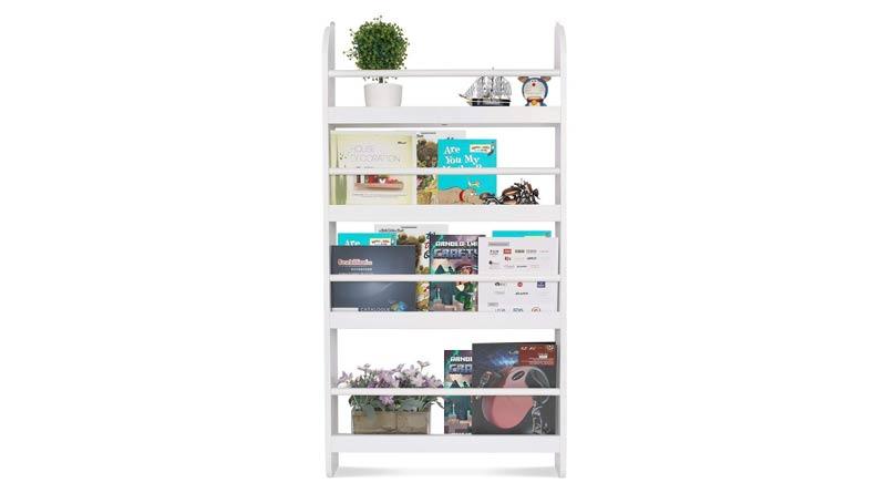 estantería pared barata