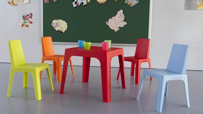 comprar mesa y sillas para niños