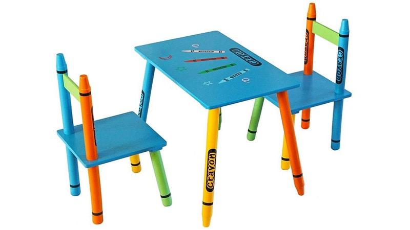 donde comprar mesas para niños