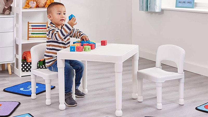conjunto mesa y silla infantil barata